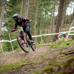 Photo of Ben HICKEN at Bringewood