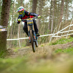 Photo of Joshua DAVIES at Bringewood