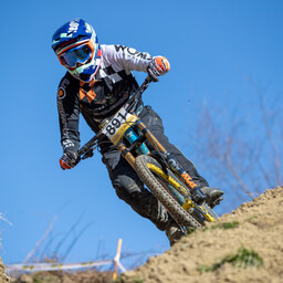 Photo of Mick WHYTE at Bringewood