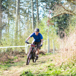 Photo of Robin SCARRY at Land of Nod, Headley Down