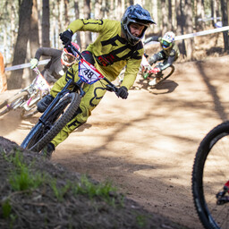 Photo of Grant HILL at Chicksands