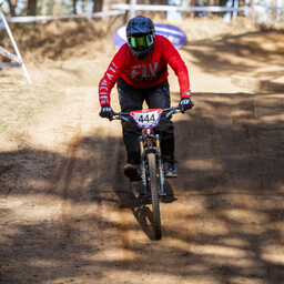 Photo of Olie DILLON at Chicksands