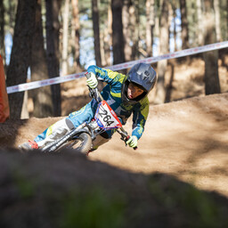 Photo of Olly BOOCOCK at Chicksands