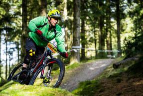 Photo of Colin BULL at Glentress