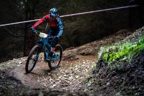 Photo of Cameron SHAW at Glentress