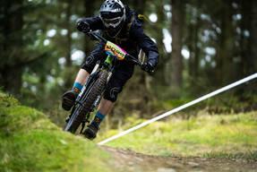 Photo of Simon DAVIES (mas) at Glentress