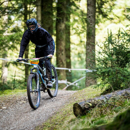 Photo of Tristan DERRICK at Glentress
