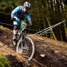 Photo of Lee HAWDEN at Glentress