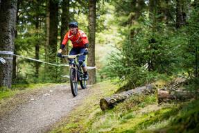 Photo of Nick MACKIE at Glentress