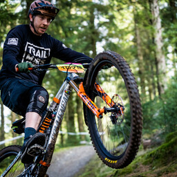Photo of Aaron TOLLEY at Glentress