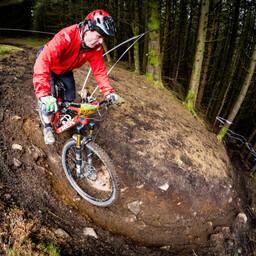 Photo of Gavin MCNEILL at Glentress