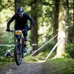 Photo of Jim CRABTREE at Glentress
