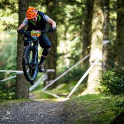 Photo of Craig CRANSTON at Glentress