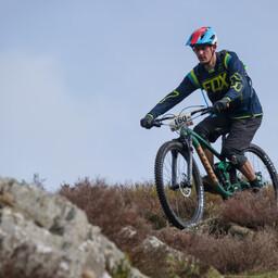 Photo of Rider 160 at Elan Valley
