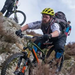 Photo of Rider 143 at Elan Valley