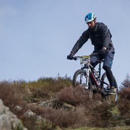 Photo of Rider 147 at Elan Valley
