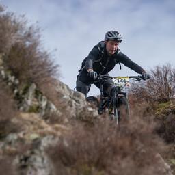 Photo of Rider 144 at Elan Valley