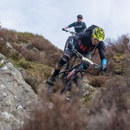 Photo of Rider 166 at Elan Valley