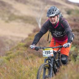 Photo of Rider 155 at Elan Valley