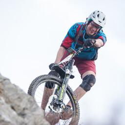 Photo of Rider 171 at Elan Valley