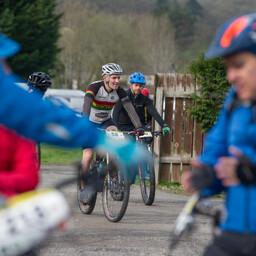 Photo of Rider 58 at Elan Valley