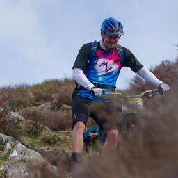 Photo of Rider 142 at Elan Valley