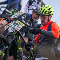 Photo of Rider 221 at Elan Valley