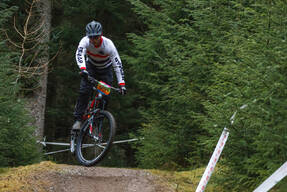 Photo of James DICKENS at Glentress