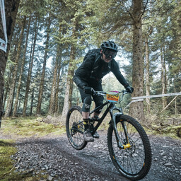 Photo of Kevin COOK (exp) at Glentress