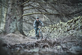 Photo of Stephen NEWLAND at Glentress