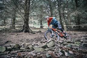Photo of Adam WILSON (jun) at Glentress