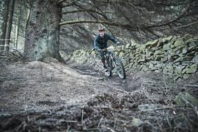Photo of Will POWDERLY at Glentress