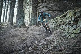 Photo of Brian KELLY at Glentress