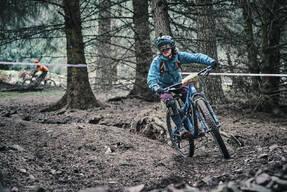 Photo of Katie MAY at Glentress