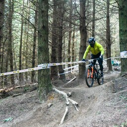 Photo of Stuart HUGHES at Bringewood