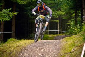Photo of Karl BRUNGER at Glentress