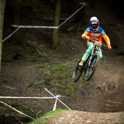 Photo of Tyler HUGHES at Bringewood