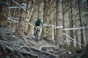 Photo of Kieran WATTS at Glentress