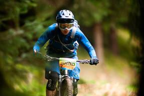 Photo of Kate WOODALL at Glentress