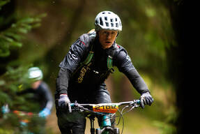 Photo of Pete HOGGAN at Glentress