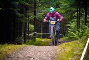 Photo of Steve RICHARDS at Glentress