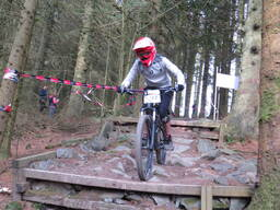 Photo of Harry HARPER at Foel Gasnach