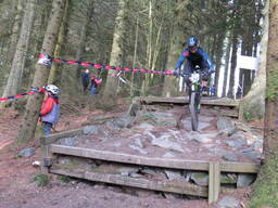 Photo of Jacob PAYNE (end) at Foel Gasnach