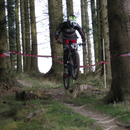 Photo of Owen ROUTLEDGE at Foel Gasnach
