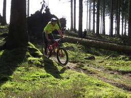 Photo of Andrew HEATON at Foel Gasnach