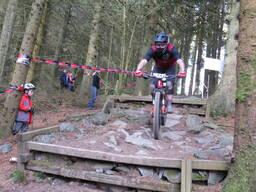 Photo of Davy LEDGERWOOD at Foel Gasnach