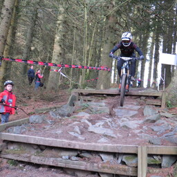Photo of Elis ROBERTS at Foel Gasnach