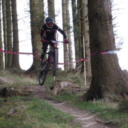 Photo of Sam STORR at Foel Gasnach