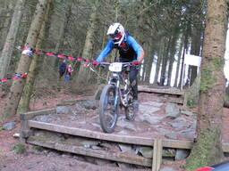 Photo of Jake MCBRINN at Foel Gasnach