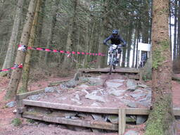 Photo of Lee LANGDON at Foel Gasnach